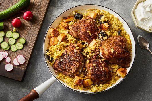 Chicken & Rice, However the Heck You Want, a la Sohla El-Waylly