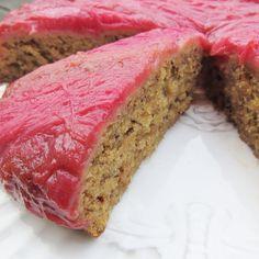 Spring Skillet Cake (Vegan)