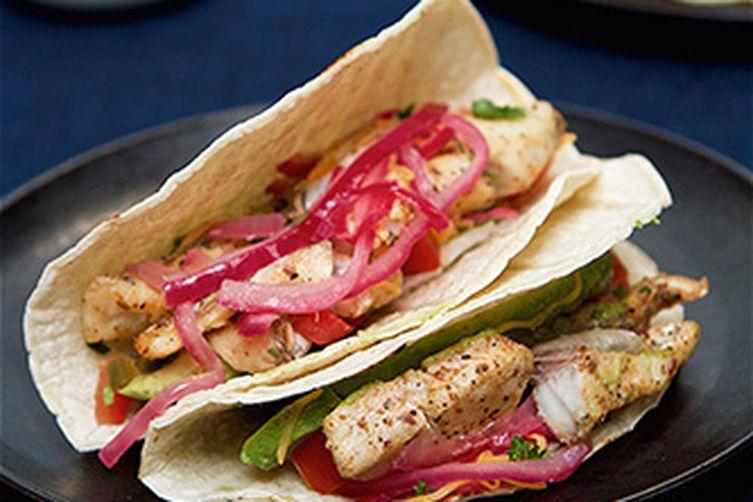 Barramundi Fish Tacos