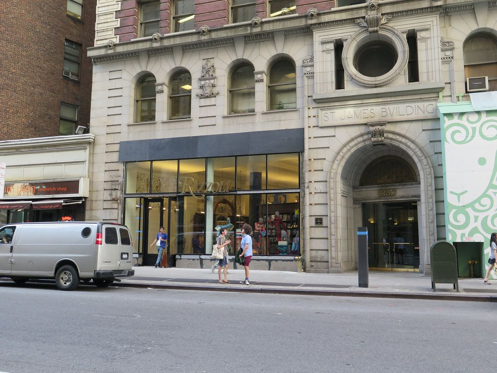 The New Rizzoli Bookstore NYC