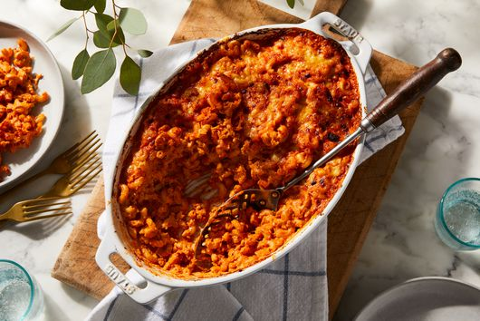 Tikka Masala Macaroni & Cheese From Preeti Mistry