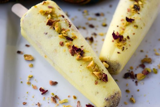 Kulfi- Indian ice cream