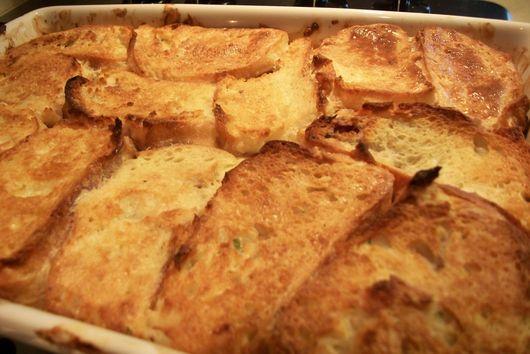 Jammy Boursin French Toast