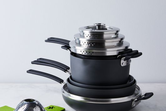 GreenPan Levels Ceramic Nonstick Stackable Cookware
