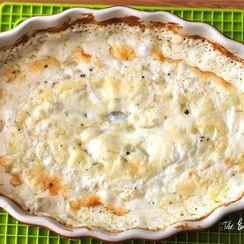 Creamy Artichoke Habanero Dip