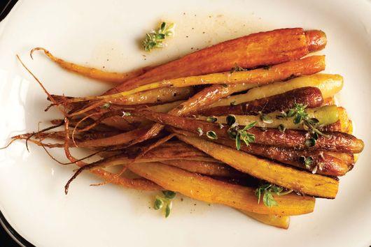 Joe Beef's Carrots with Honey Recipe