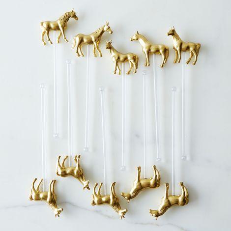 Pony Drink Stirrers (Set of 10)