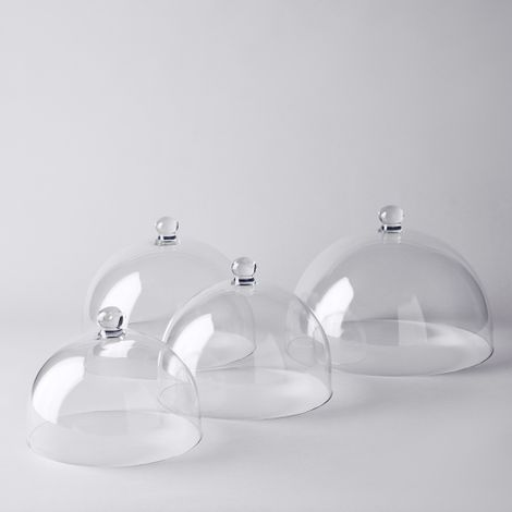 Shatterproof Polycarbonate Cloche