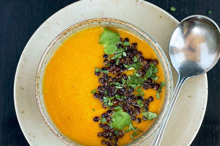 Yellow Moong Dal Soup