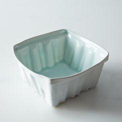 Raw Porcelain Berry Bowl (Set of 3)