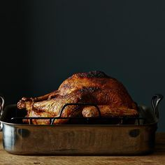 Slow-Roasted Turkey
