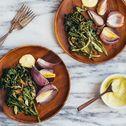 Veggies + salads