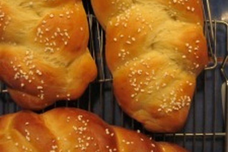 Swedish Cardamon Bread