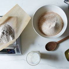 A Gluten-Free Flour Mix to Make Now and Keep on Hand