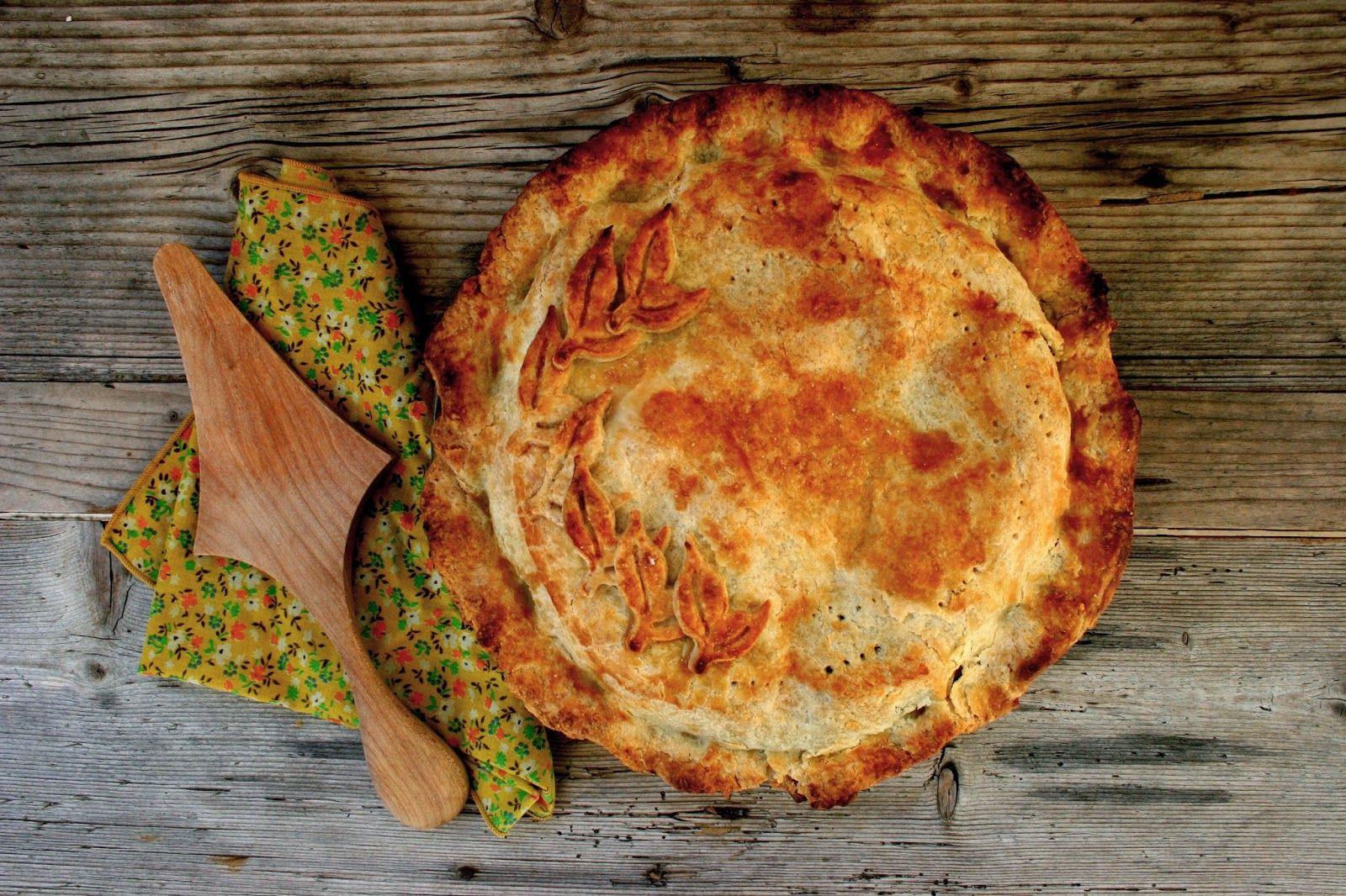 Colcannon Pie