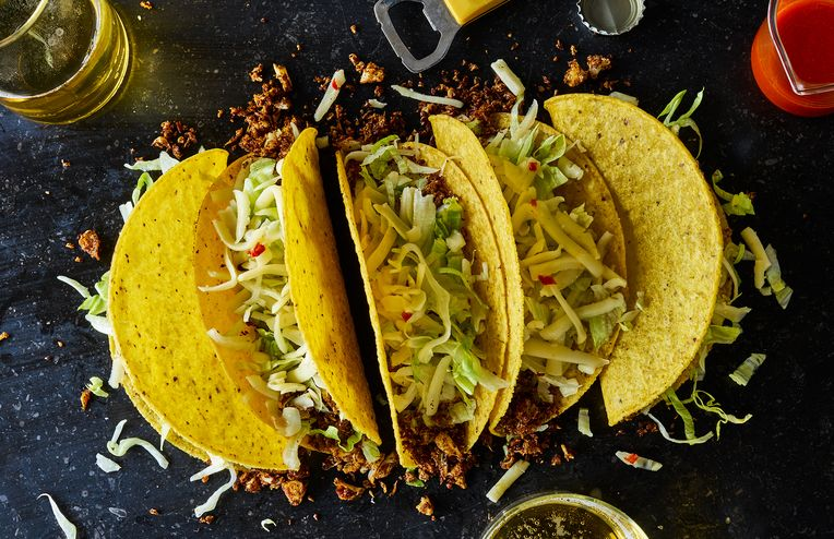 5-Ingredient Cauliflower Tacos For Tuesdays & Every Day