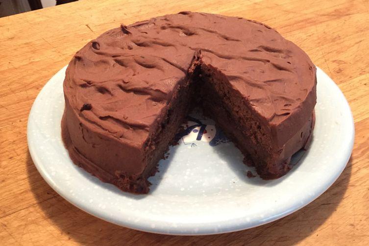 Dylan's Village Cake