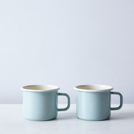 Enamel Mug (Set of 2)