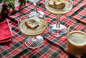 The Super Strong, 2016-Appropriate White House Eggnog