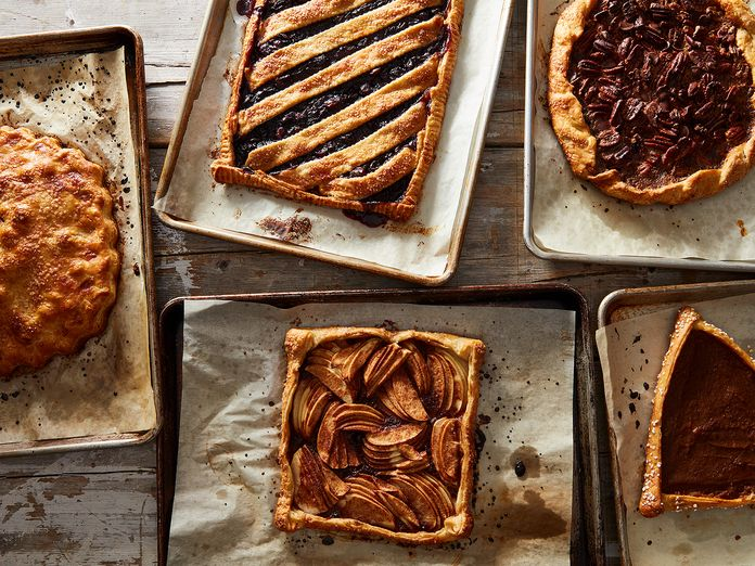 15 Sweet and Savory Galettes for Easier Entertaining