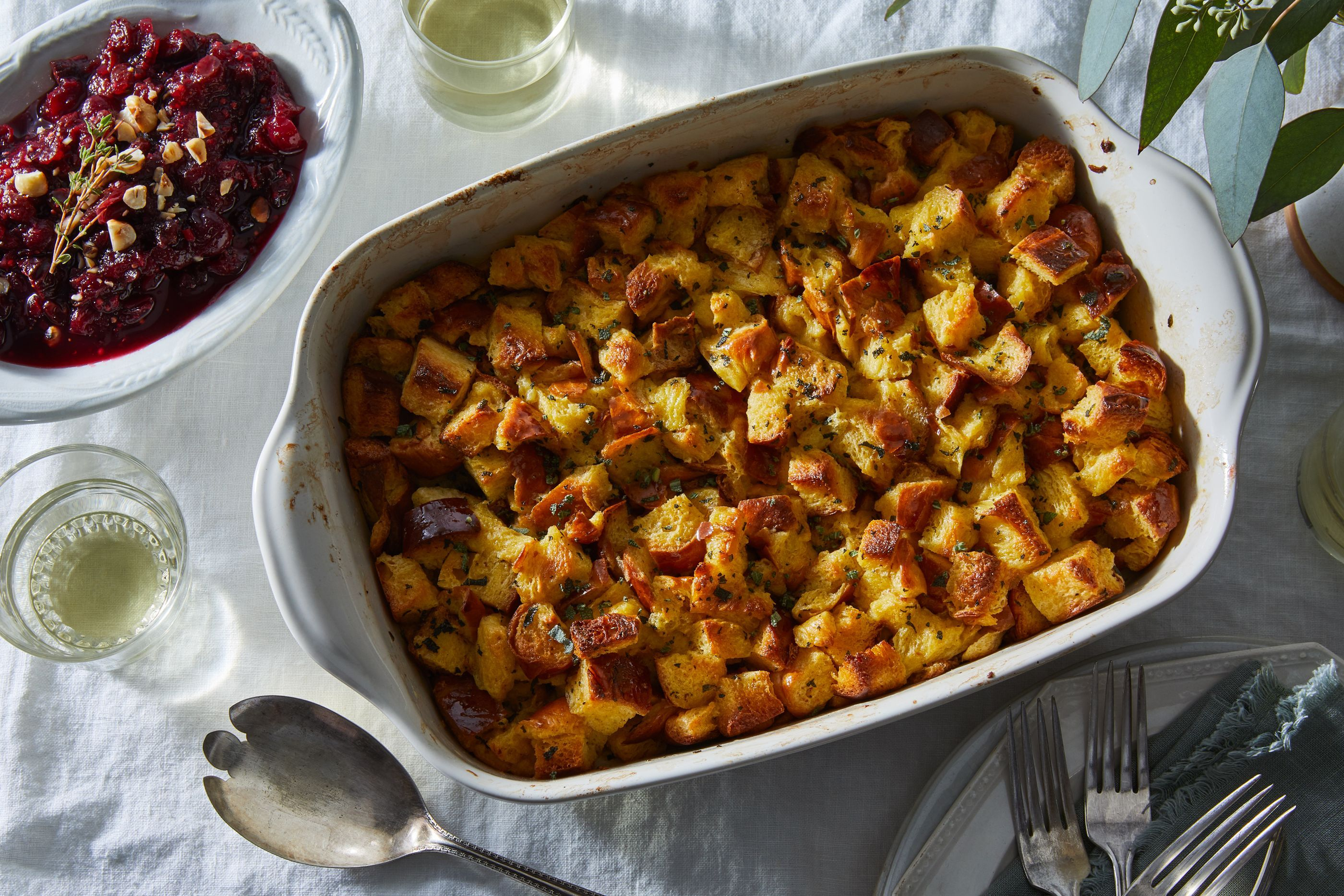 This Shockingly Simple Stuffing Will Become Your New Standby