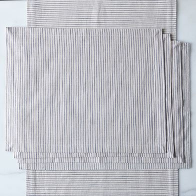 Food52 Blue Striped Table Linens