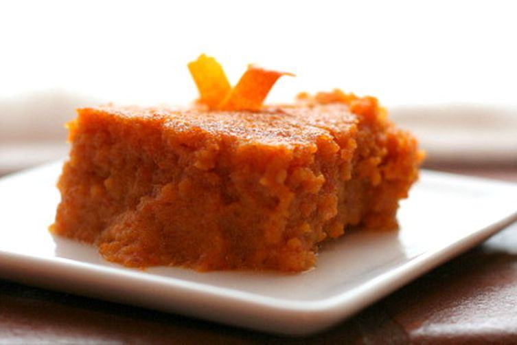 Carrot Pudding Recipe On Food52