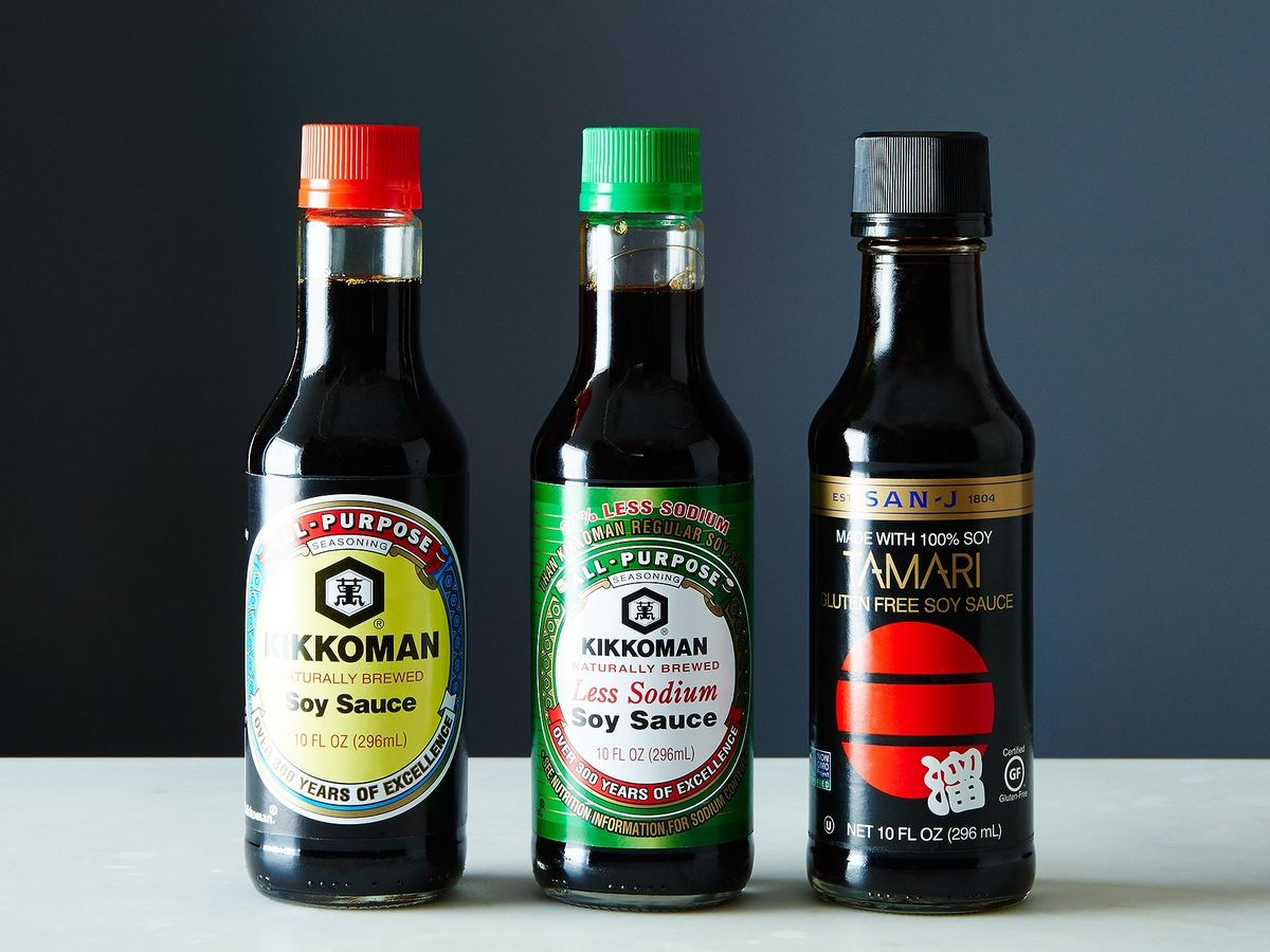 Kitchen Confidence All About Soy Sauce