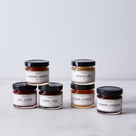 Small Batch Jam Sampler (Set of 6)