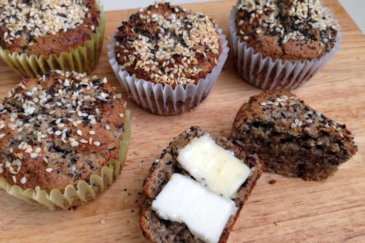 """Irish Soda"" Muffins"