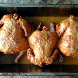 Simply Perfect Roast Chicken