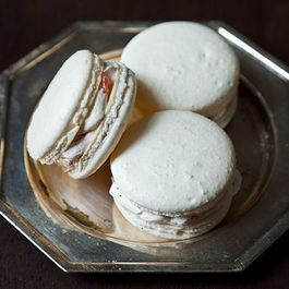 Classic French Macaron with Vanilla Buttercream Filling