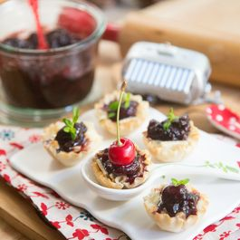 Hells Canyon Cherry Chutney