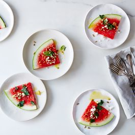 2a45aeec 2e6c 42c5 a329 9076d194c82b  2015 0804 watermelon with preserved lemon vinaigrette feta and mint bobbi lin 5549