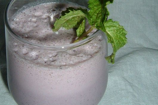 Coffee-Coco Mint Frappe