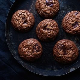 South African Chocolate Pepper Cookies