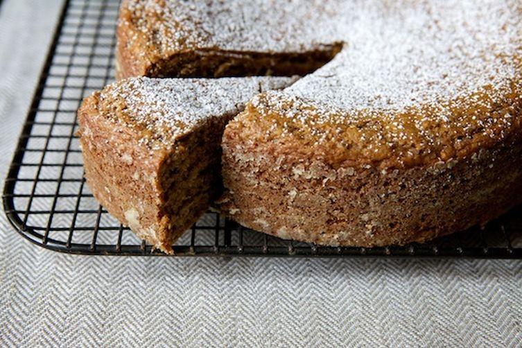 Prune Coffee Cake