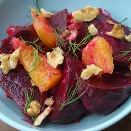 Ddd89fb5 9293 497b 846f 0f37af2030a1  roasted beet and orange salad