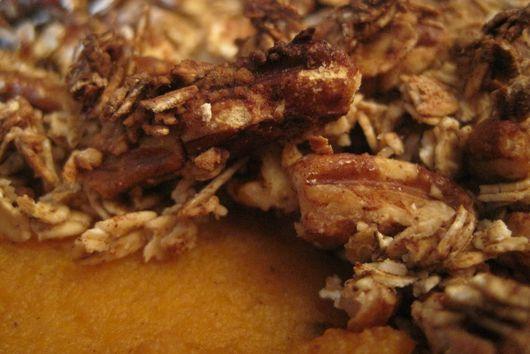 Twice Baked Sweet Potato & Parsnip Mash w/ Pecan Streusal Topping