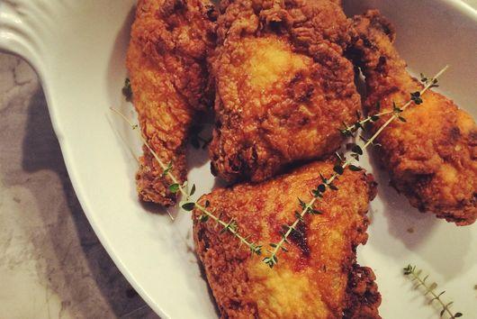 Zaatar Fried Chicken