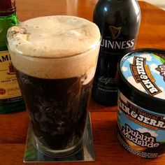 Irish Car Bomb Float