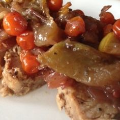 Holiday Pork Tenderloin