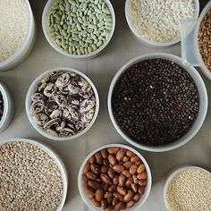 Editor's Picks -- Beans and Grains