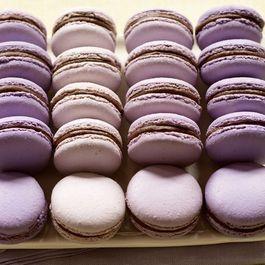 Dorie Greenspan's Parisian Macarons