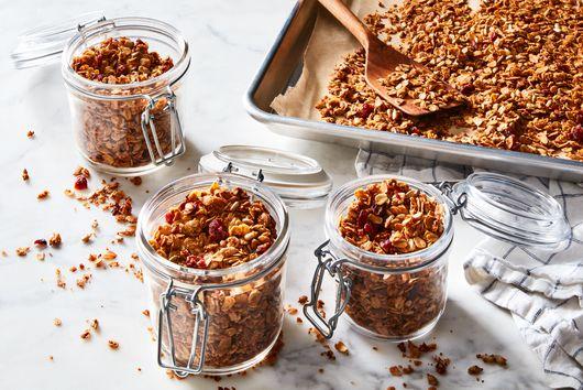 Sweet-Savory Granola
