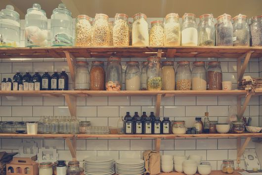 9 Picture-Perfect Celebrity Pantries We Can't Tear Our Eyes Away from