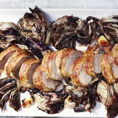 The Fatted Calf's Pancetta-Wrapped Pork Tenderloin