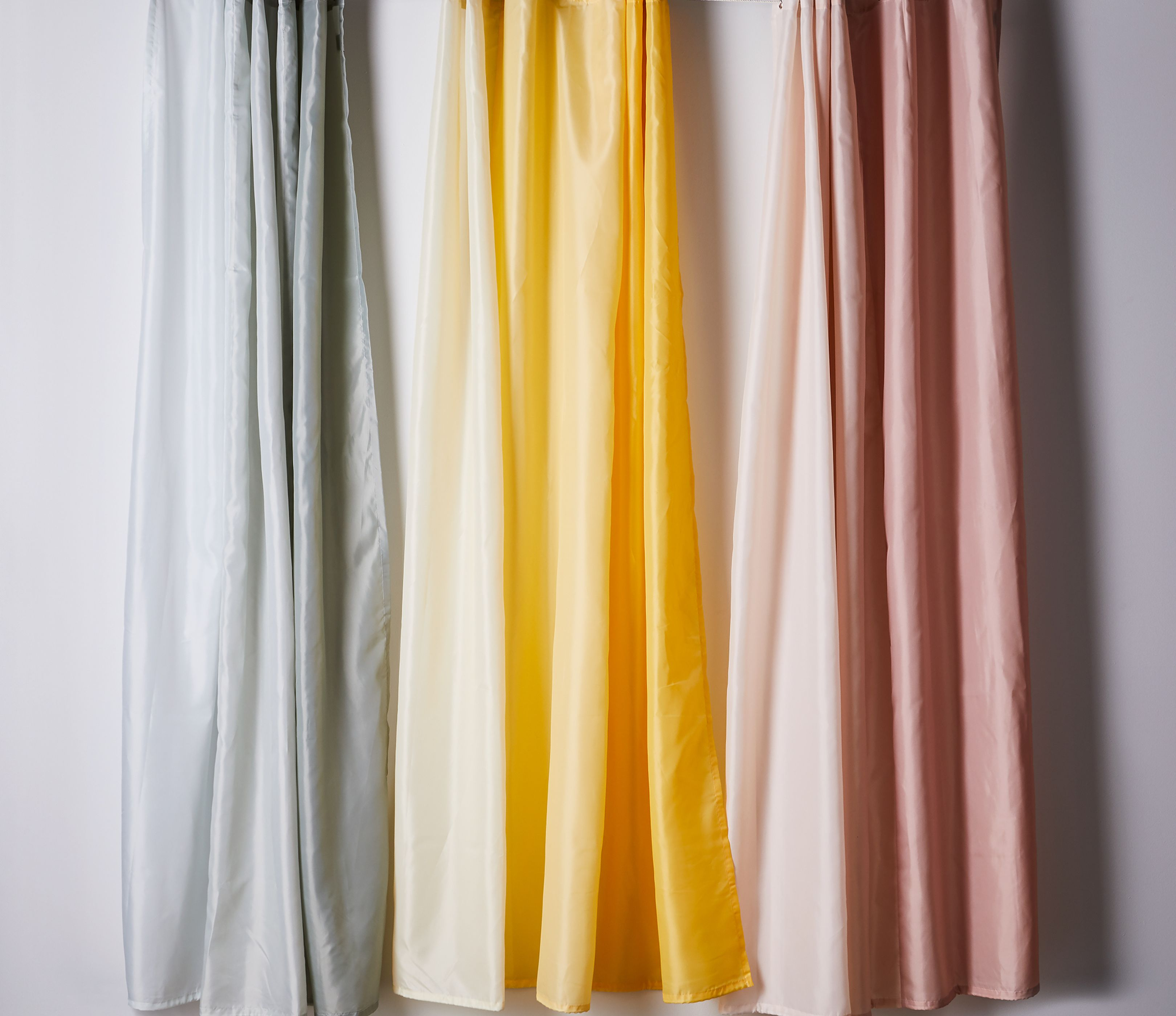 Hay Aquarelle Shower Curtain No Liner Needed 3 Ombre