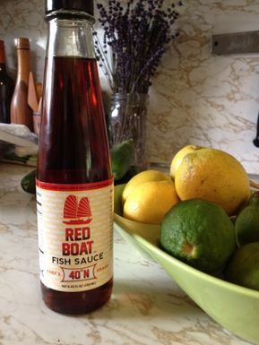 Fish sauce the new sriracha for Red fish sauce