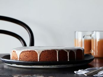 A Cake Fit For a Tea Party—And Monday's Breakfast